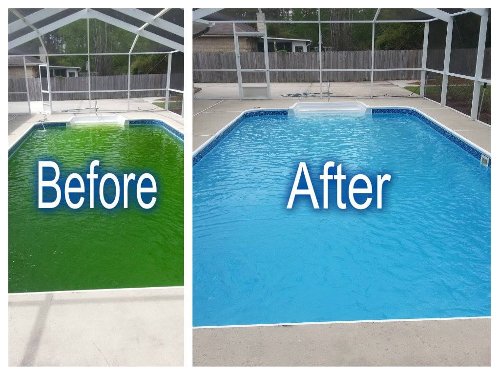 Pool Cleaning Service : Pool service in pensacola fl all seasons